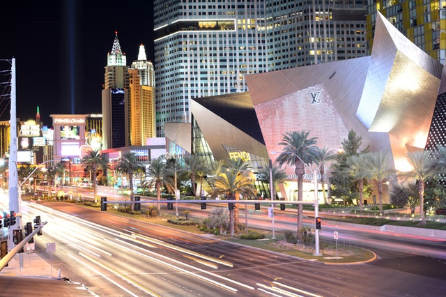 image of the las vegas strip