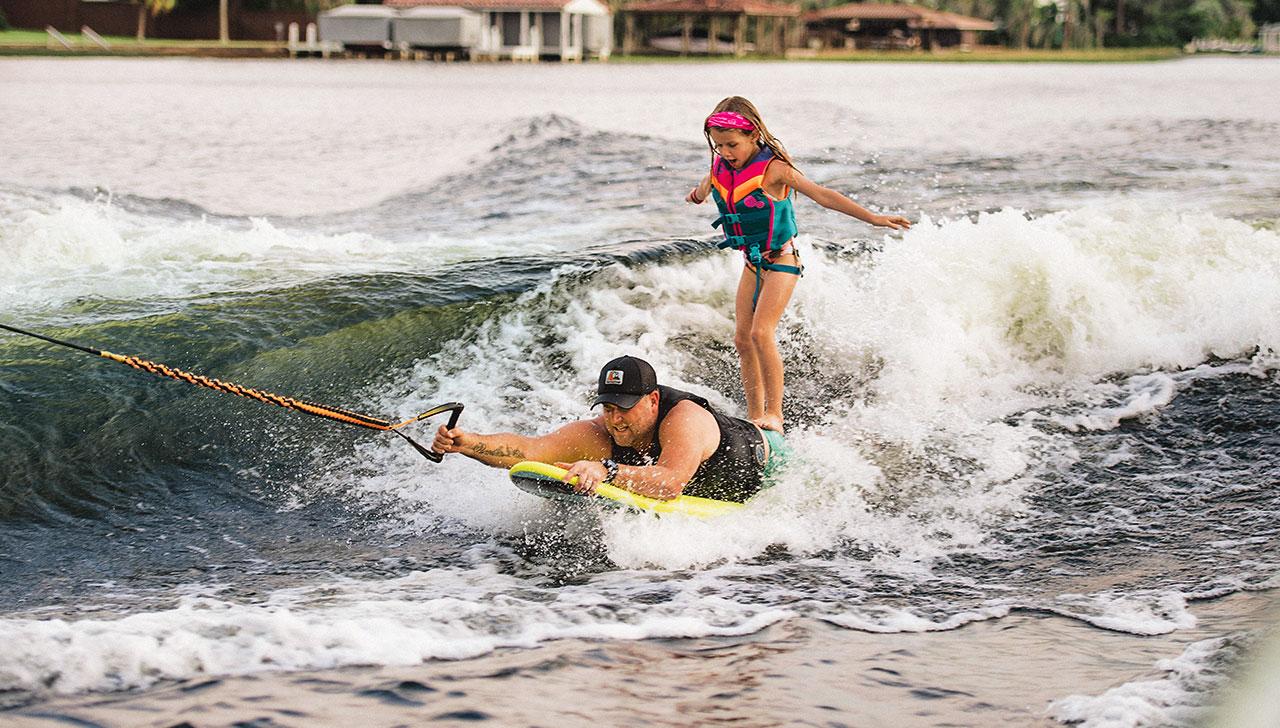 Las Vegas Water Sports - Lake Mead tubing